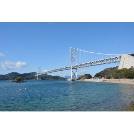 しまなみ海道因島大橋:写真詳細