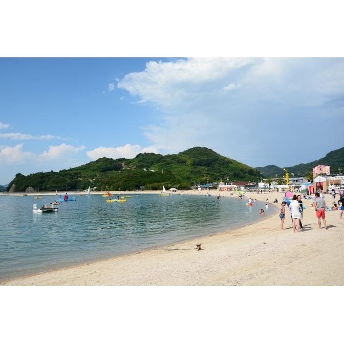 瀬戸田サンセットビーチ(海開き)